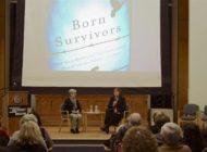 Wilshire temple hosted 'Born Survivors' event