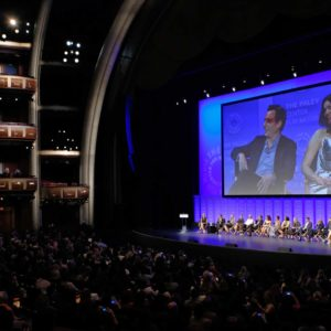 "photo courtesy of Paley Center Cast and creatives of ""Scandal"" participated in last year's PaleyFest."