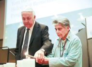 Cedars commemorates Holocaust victims