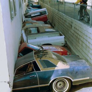 The 1994 Northridge earthquake showed how soft-story garages cannot withstand a seismic event. (photo courtesy og Pressbook Sites)