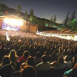 (photo courtesy of the Greek Theatre)