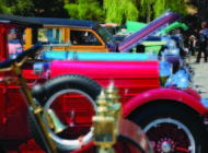 Greystone Mansion Concours d'Elegance rolls into town on Sunday