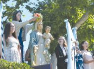 Immaculate Heart celebrates Mary's Day with festivities