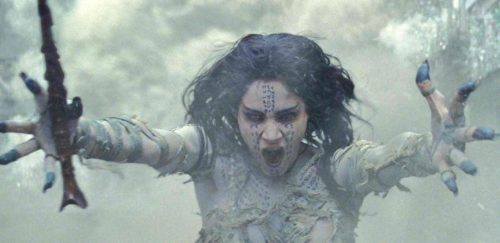 "Sofia Boutella stars in an all-new cinematic version of the legend that has fascinated cultures all over the world: ""The Mummy."" (photo courtesy of Universal Pictures)"