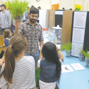 Carthay School invites the community to explore their Science Fair and Environmental Exposition Saturday, May 13 from 11 a.m. to 4 p.m. (photo by Jonathan Armstrong)