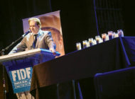 800 gather in Beverly Hills to remember Israel's fallen