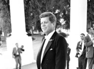 Perfect Exposure Gallery celebrates JFK's 100th birthday