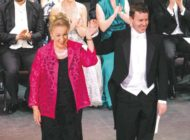 Tenor takes top honor in Zachary Society vocal competition