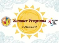 Summer school and fun offered at LAUSD