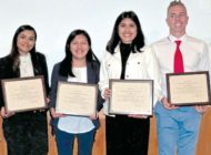 Scholarships presented to Fairfax High students