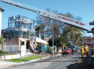 Fire in East Hollywood displaces 20 neighbors