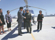 First Asian-American female LAPD pilot commended