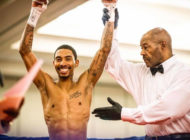 Featherweight boxer joins Project Angel Food as brand ambassador