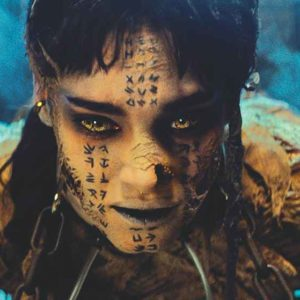 Sofia Boutella plays Ahmanet in an all-new, cinematic version of the legend that has fascinated cultures all over the world. (photo courtesy of Universal Pictures)