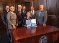 Garcetti signs Los Angeles' $9.2-billion budget