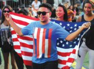 Grand Park prepares for Fourth of July