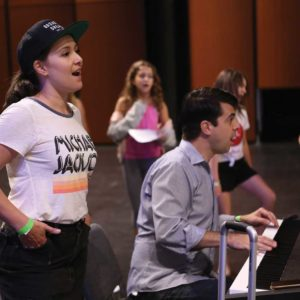 The Broadway Dreams Foundation has launched numerous young artists' careers. (photo courtesy of the Wallis Annenberg Center for the Performing Arts)