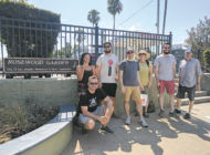 Mid City West spruces up Rosewood Garden