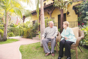 Raya's Paradise offers assisted living in settings that replicate home. (photo courtesy of Femi Corazon Emiola/Raya's Paradise)