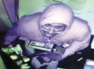 Suspect sought for burglary at jewelry store