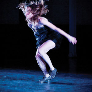 From Oct. 12-14, Dorrance Dance honors tap dance's unique and powerful history in a new and dynamic context. (photo courtesy of Ian Douglas)