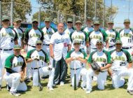 Sheriff's department, LAPD play charity baseball game