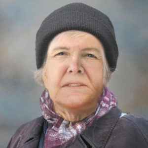 A photo of Nancy Paulikas that was enhanced to show how she might look now is being distributed with the hope someone will recognize her and notify authorities and family members. (photo courtesy of phojoe.com)