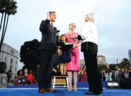 Garcetti among city officials sworn in to new terms over the weekend