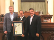 Project Angel Food honored by local leaders in Sacramento