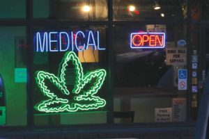 The ordinance will take into account whether West Hollywood's four medical marijuana dispensaries will also be eligible to sell recreational marijuana. (photo courtesy of the city of West Hollywood)