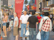 Alleged pickpocketer arrested in Hollywood