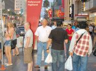 Alleged pickpocketer arrested in Hollywood