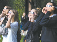 Immaculate Heart's first day  eclipses all other school years