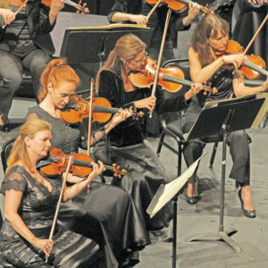 The Los Angeles Chamber Orchestra is offering 30 concerts to college students through special passes.  (photo by Lee Salem)