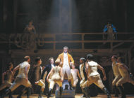 'Hamilton' raps its way to the Pantages Theatre
