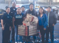 Students join Wilshire Division officers for 'Shop With a Cop'
