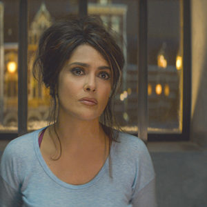 "Sonia Kincaid (Salma Hayek) in ""The Hitman's Bodyguard."" Hayek is a memorable and hilarious character in this summer buddy cop movie. (Courtesy of Summit Entertainment and Millennium Media)"