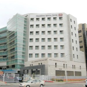 Cedars-Sinai Medical Center received high marks in the new analysis by U.S. News & World Report. (photo by Edwin Folven)