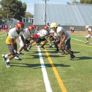 Athletes living in the local community are being sought to bolster Fairfax High's coaching staff. (photo byEdwinFolven)