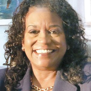 LAUSD Superintendent  Michelle King