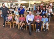 Councilman makes 'Lemonade' with local kids
