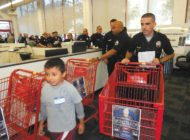 Students get to 'Shop with a Cop' for school supplies