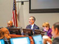 Garcetti starts second term as Metro board chair