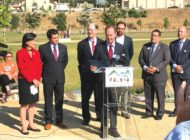 Schiff rallies for San Gabriel Mountains
