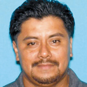 Carlos Omar Pichinte, 40, of Los Angeles, was arrested for an alleged sexual assault and robbery. (photo courtesy of the Beverly Hills Police Department)