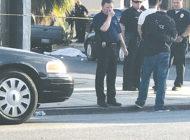 Police still seek suspect in murder on Melrose