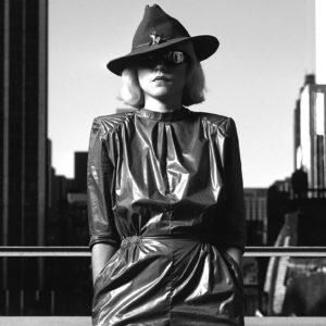 Debbie Harry, 1979. (photo by Norman Seeff)