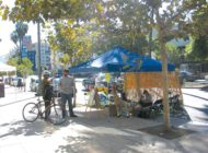 Pull up a lawn chair on Park(ing) Day