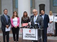 Equality California challenges transgender military directive