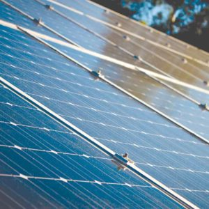 Solar energy could help power West Hollywood as part of the community choice program initiated by the county that it joined. (photo courtesy of Carl Attard)